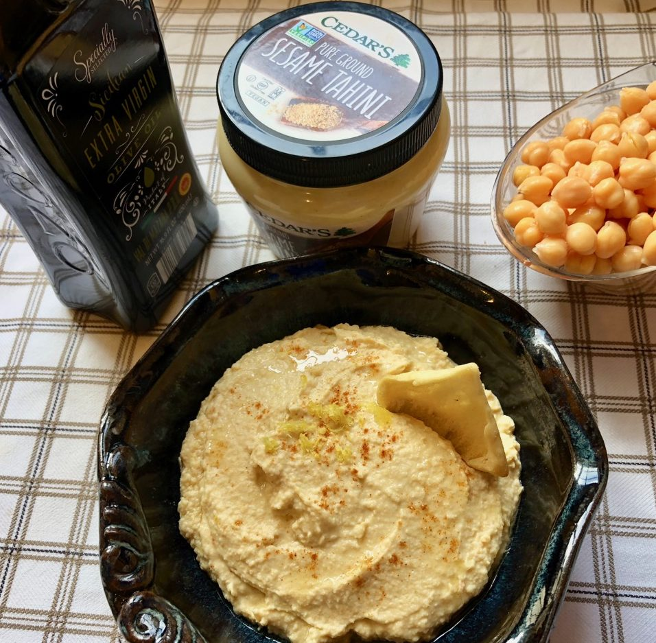 Hummus Recipe That's Better Than Store Bought